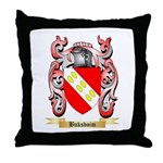 Buksboim Throw Pillow