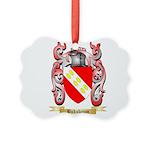 Buksbaum Picture Ornament