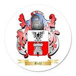 Buhl Round Car Magnet