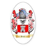 Buhl Sticker (Oval 10 pk)