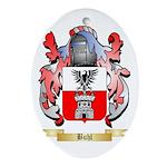Buhl Ornament (Oval)