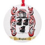 Bughan Round Ornament