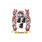Bughan Sticker (Rectangle 50 pk)