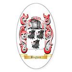Bughan Sticker (Oval 10 pk)