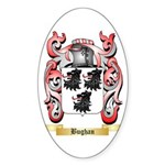 Bughan Sticker (Oval 50 pk)