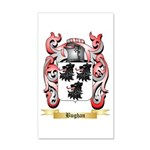 Bughan 20x12 Wall Decal
