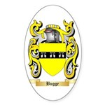 Bugge Sticker (Oval)