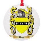 Bugg Round Ornament
