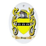 Bugg Ornament (Oval)