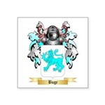Buge Square Sticker 3
