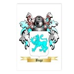 Buge Postcards (Package of 8)