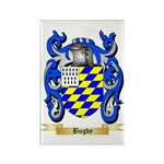 Bugby Rectangle Magnet (100 pack)