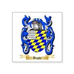 Bugby Square Sticker 3