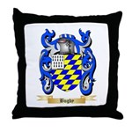 Bugby Throw Pillow