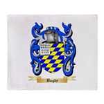 Bugby Throw Blanket