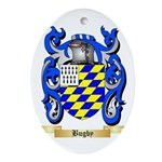 Bugby Ornament (Oval)