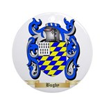 Bugby Ornament (Round)