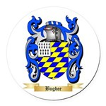Bugbee Round Car Magnet