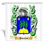 Bueyero Shower Curtain