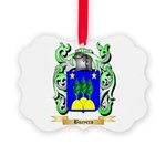 Bueyero Picture Ornament