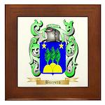 Bueyero Framed Tile