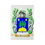Buero Rectangle Magnet (100 pack)