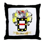 Buer Throw Pillow