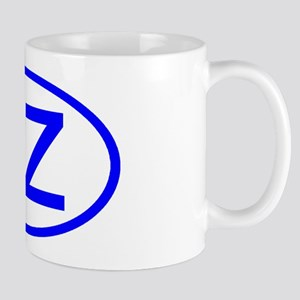 Czech Republic - CZ Oval Mug