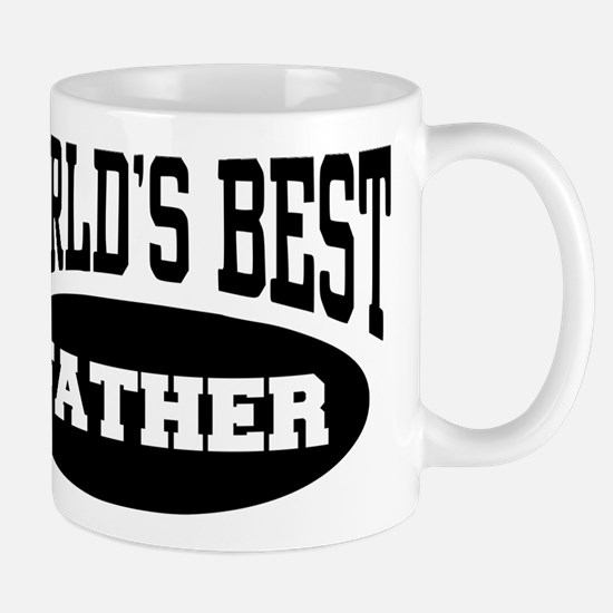 World's Best Father Mug