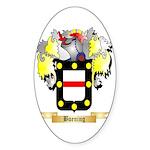 Buening Sticker (Oval 50 pk)