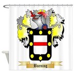 Buening Shower Curtain