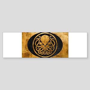 Immortals_3x5Round_wBleed Bumper Sticker