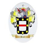 Buel Ornament (Oval)
