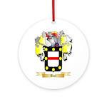Buel Ornament (Round)