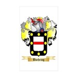 Buehring Sticker (Rectangle 50 pk)