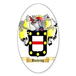 Buehring Sticker (Oval 50 pk)