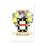 Buehner Rectangle Car Magnet