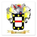 Buehner Square Car Magnet 3