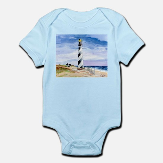 American Lighthouse Body Suit