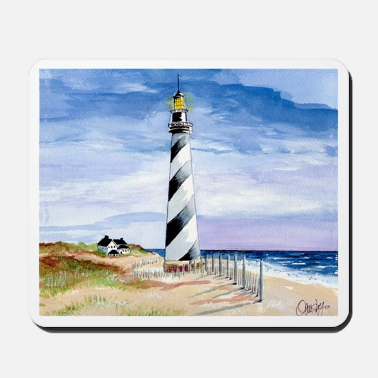 American Lighthouse Mousepad