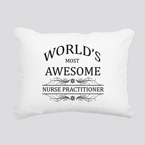 World's Most Awesome Nurse Practitioner Rectangula