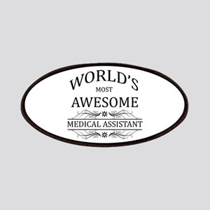 World's Most Awesome Medical Assistant Patches