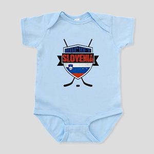 Hockey Hokej Slovenia Shield Body Suit