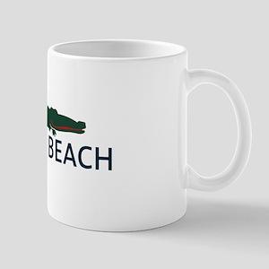 Cocoa Beach - Alligator Design. Mug