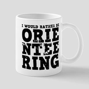 'Orienteering' Mug