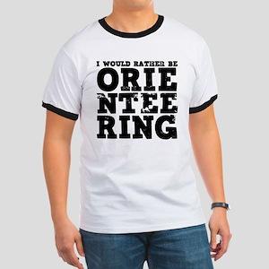 'Orienteering' Ringer T