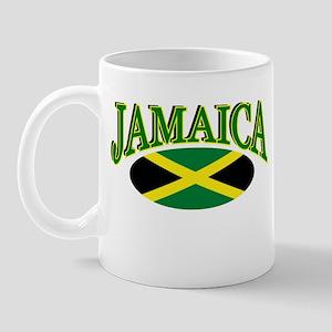 JAMAICA SHIRT, JAMAICA FLAG S Mug