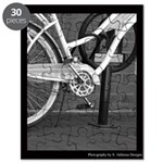 Bicycle on Fulton Street Puzzle