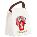 Bue Canvas Lunch Bag