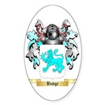 Budge Sticker (Oval)